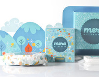 Mera® Goat Cheese Packaging