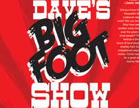 Dave's BigFoot Show