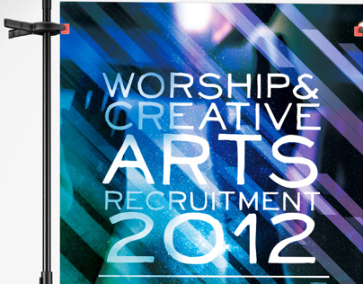 Worship & Creative Arts Recruitment 2012