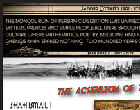 The Acscent of the Safavids!