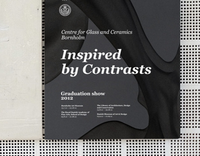 Centre for Glass and Ceramics Graduation show
