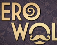 NERO WOLFE (FICTION RAIUNO) LOGO AND TITLE SEQUENCE