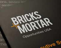 Bricks & Mortar Brand & Collateral