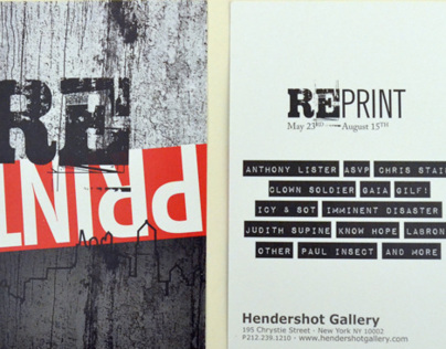 The Hendershot Gallery