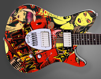 Mike Carparelli Guitars - US