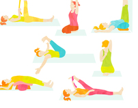 Yoga Journal illustration