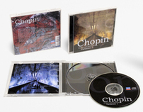 CD design - Chopin