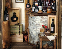 Antique Small Wine Bar