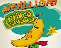 Prince banana-we all like prince banana