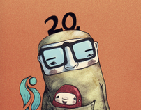 James Kwan Illustration Portfolio 2012
