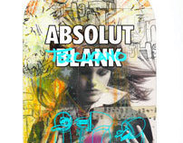 Just Playing ABSOLUT BLANK LEONARDO TEZCUCANO