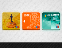Bank Card/icons - Personal Project