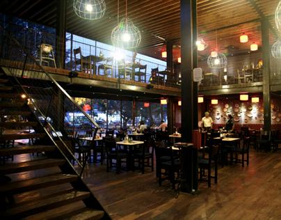Restaurante IL FORNO (Barrio Laureles, Medellín)
