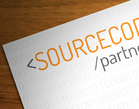 Source Code Partners - Business Card Design