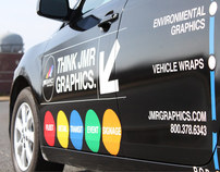 JMR Graphics | Car Wrap