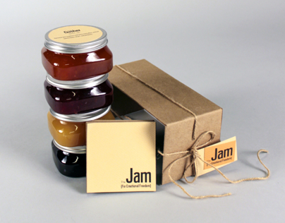 The Jam | Packaging