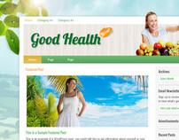 Good Health Blog