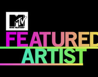 MTV Featured Artist Page