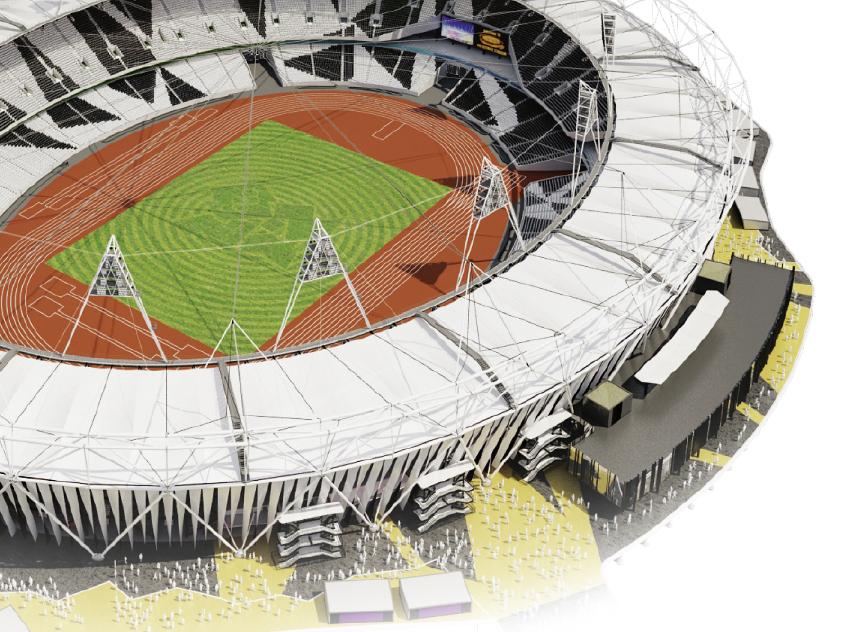 Olympic Venues PART 6 - Olympic Stadium