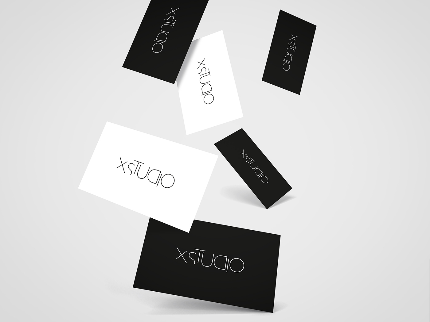 X STUDIO Logotype