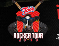 Toddy Rocker Tour