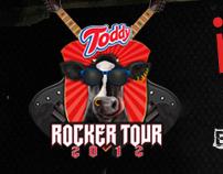 Toddy Rocker Tour