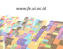 Booklet of UI (Universitas Indonesia)