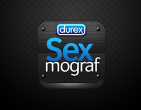 Durex | Sexmograf iPhone App