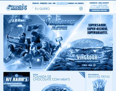 Habibs Website