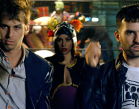 Warrior Music Video feat. Mark Foster, A-Trak, Kimbra