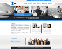 Evile Corporation Website