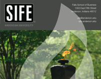 Anderson University SIFE Annual Report 2012