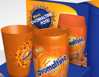Sales Kit Ovomaltine