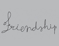 Friendship Poster.