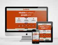 LoveMobile Website