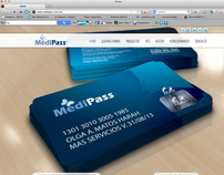 Medipass Website