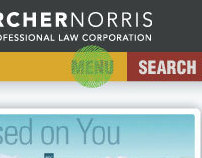 Archer Norris - Mobile Site