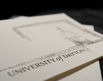 University of Dayton Graduation Announcements