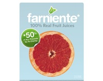 Farniente Juice Label