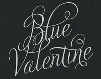Blue Valentine- Movie Redesign