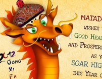 MATADOR System Pte Ltd (Singapore Chinese New Year)