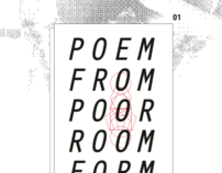 Poem From Poor Room Form
