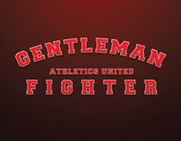Gentleman Fighter - Sports wear