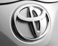 Showroom assistant application - Toyota