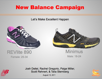 Arnold Worldwide: New Balance
