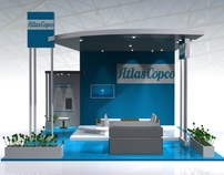 Atlas Copco Stall Design