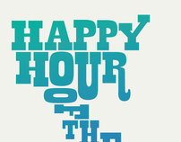 Happy Hour of the Americas Poster