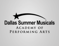 Dallas Summer Musicals Academy Advertisement