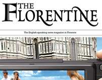 The Florentine (Issues cover page image)