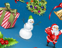 Christmass Icons Free download